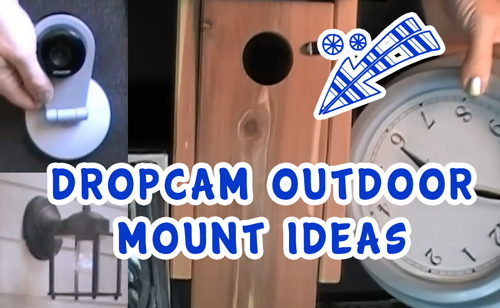 Outdoor Dropcam Housing