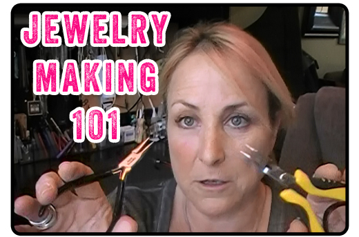 Making a Pair of Leverback Earrings
