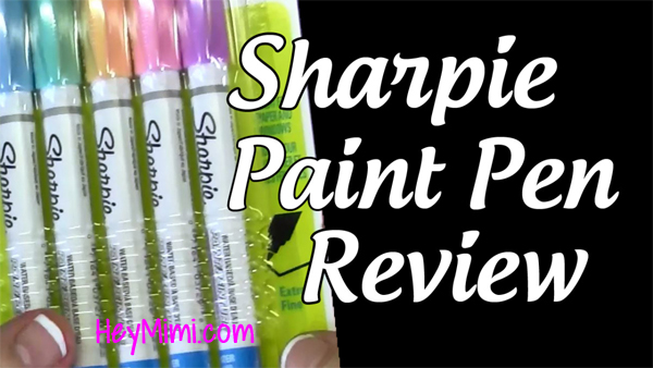 How to Prime a Sharpie Paint Marker