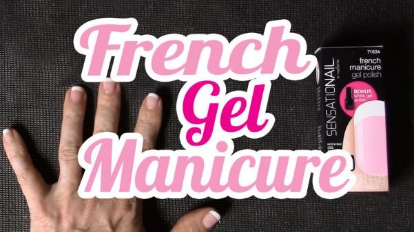What is a Gel Manicure? + Home Gel Manicure Review.