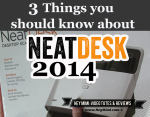 Three things you should know about the NeatDesk Scanner