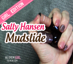 sally hansen nail polish color mudslide