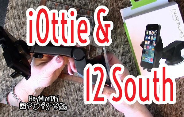 iOttie Easy One Touch 2 + iPhone 6 Plus in Wallet Case