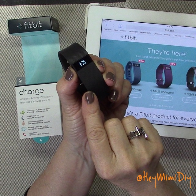 FitBit Charge First Look